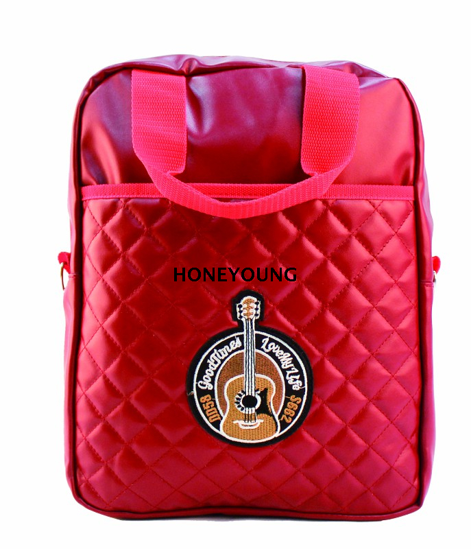 0fed6a6ef0b8 Cute HOOk LOOP And Adjust Straps Pu Children Bag Supplier From China ...