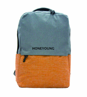 Two Tone in 300D Mixed Color Backpack Outdoor Bag