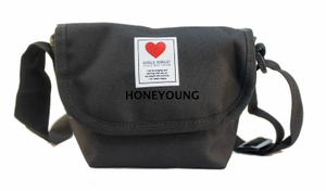 New design Silk Printing kids Waist bag HYO-009