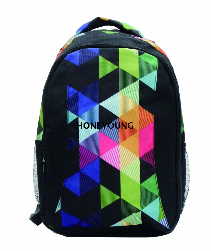 Fashionable Pattern Children Bag Supplier From China HY-18A1845