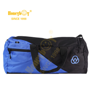 Customized outdoor reflective travelling bag with base board