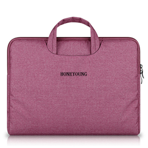 ISO BSCI Eco-friendly Degradable Briefcase Laptop Bag