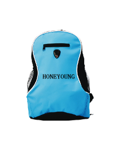 Classical Promotional Backpack with Side Mesh Pocket HY-206