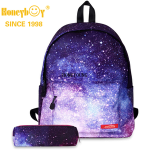School Backpack for Girls Water Resistant Durable Casual Schoolbag Bookbag for Middle School Students
