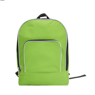 Factory Large Capacity Promotional Backpack with Piping HY-A130