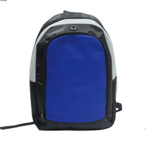 Large Capacity Promotional Backpack with Headphone Hole HY-A123
