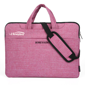 China Supplier Wool Felt Laptop 13/14/15 Inch Bag