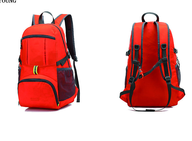 Fashionable High Quality Waterproof Folding Sport Backpack