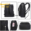 College Bag Fits up to 15.6'' Laptop Casual Rucksack Waterproof Business Travel School Backpack Daypacks with USB Unisex