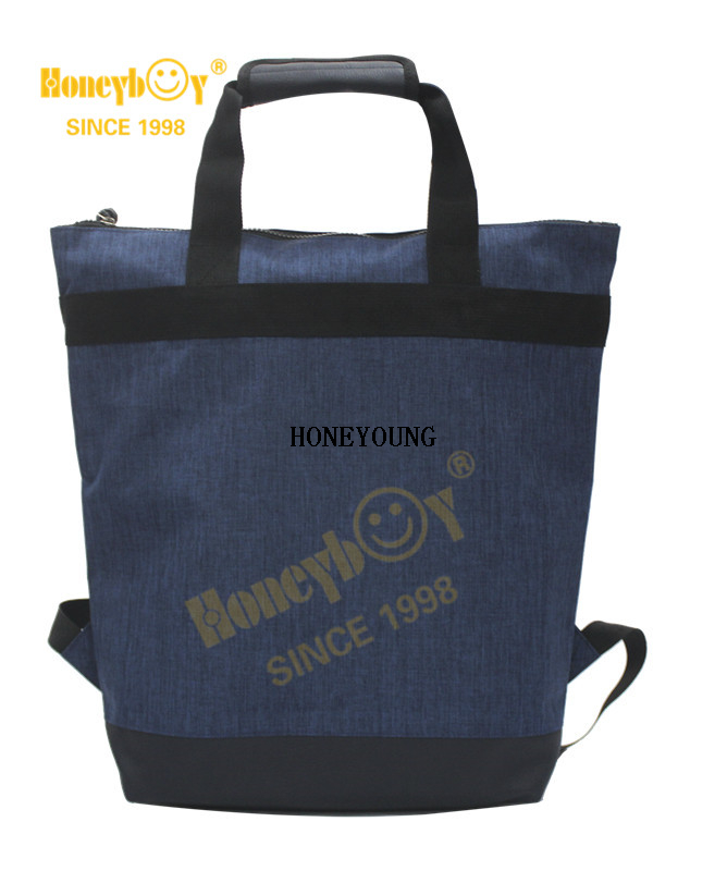 New Design Two Tone Briefcase Promotional Computer Bag HY-G002