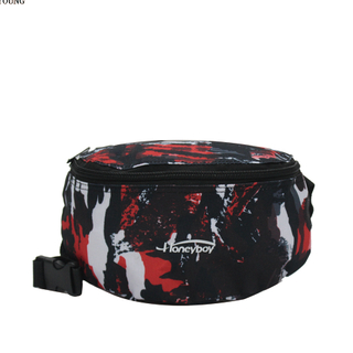 Fashion Different Pattern Teens Camo Waist Bag