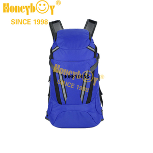 New Fashion Convenient Outdoor Hiking Foldable Backpack
