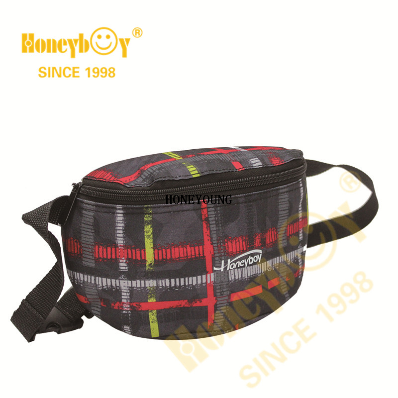 Wholesale Simple Cycling Sports Camo Waist Bag HY-O006