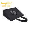 Extra Large Recycled Custom Black Shopping Bag HY-HS001