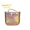 New Customized Holiday Pu Leather Cosmetic Bag HY-M003