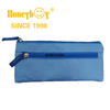 Wholesale Small Square Pencil Bag with Compartments for Drawing