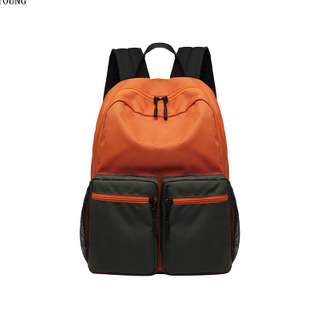 Popular Large Capacity Sports Polyester School Bag HY-A117