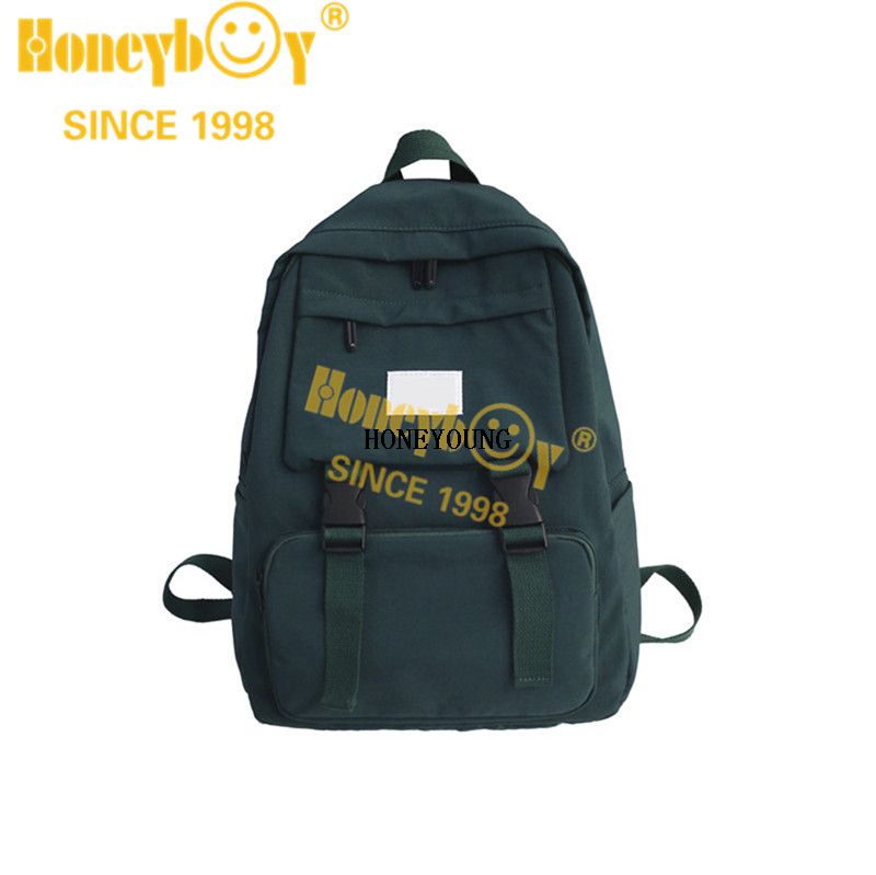 Fashion Simple Design School Backpack with Pockets for Business And Travel