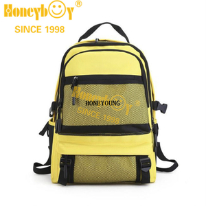 Fashionable Medium Teenagers Travelling Hiking Outdoor Backpack HY-A159