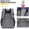 Casual Backpack with USB Charging Port for 15.4-Inch Laptop and Notebook, Water-Repellent Rucksack for Women, Men Students Daypack for Travel, Business