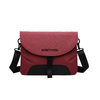Wholesale Adjustable Strap Slim Messenger Shoulder Bag