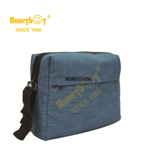 Wholesale Convenient Messager Solid Color Shoulder Bag HY-H010