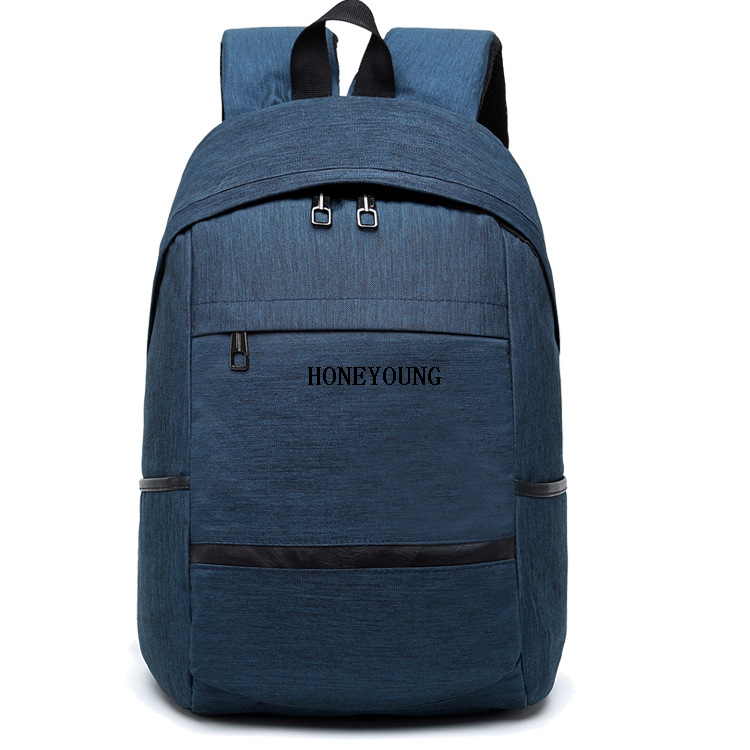 Popular Customized Multi Pockets Teens School Backpack