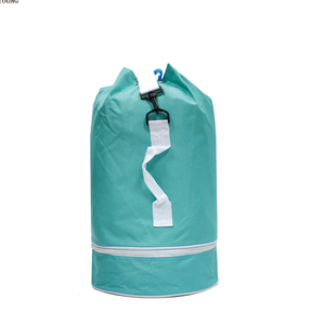 Cycling Sport Polyester Duffel Bag with Pocket